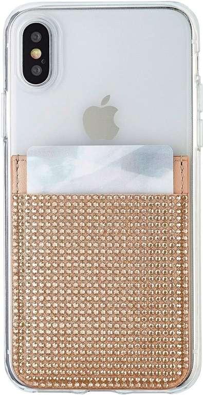 Swarovski Smartphone Sticker Etui in rosa für 26,45€ inkl. Versand (statt 39€)