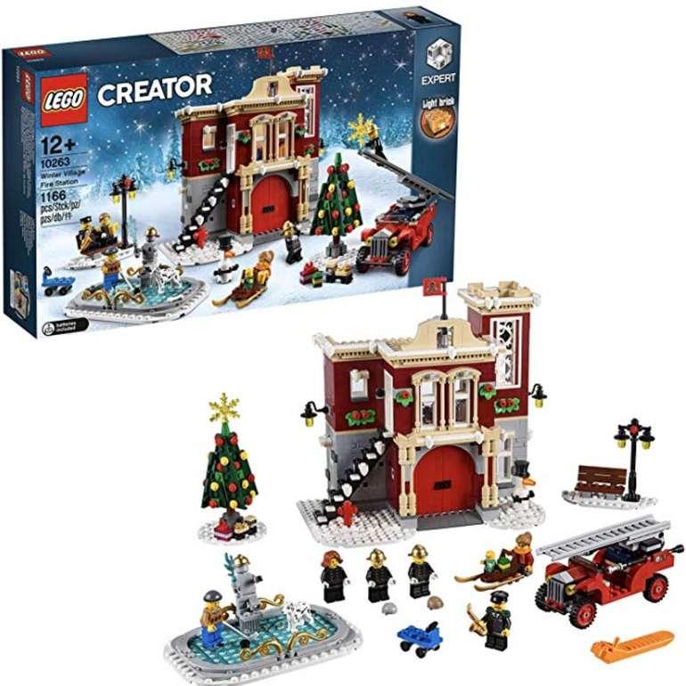 Lego Creator Winterliche Feuerwache (10263) für 51,65€ inkl. Versand (statt 63€)