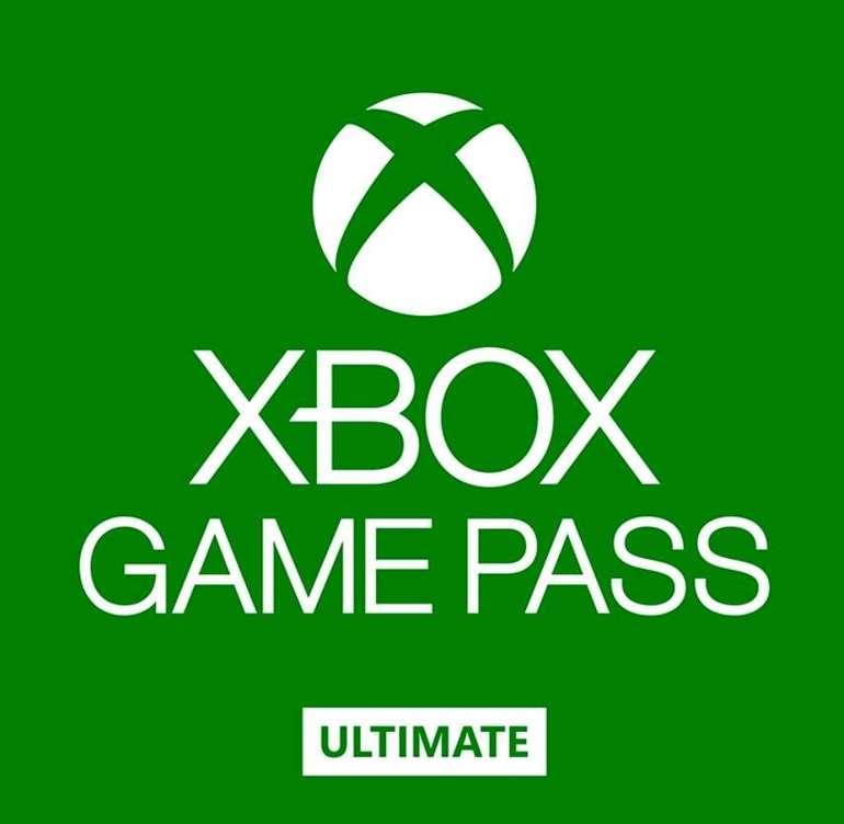 Xbox Game Pass Ultimate 1 Monat für 1€ - nur Neukunden