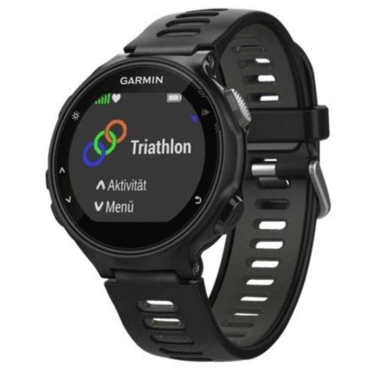 Garmin Forerunner 735XT - GPS Multisport Uhr im Run Bundle für 199€ inkl. Versand (statt 250€)