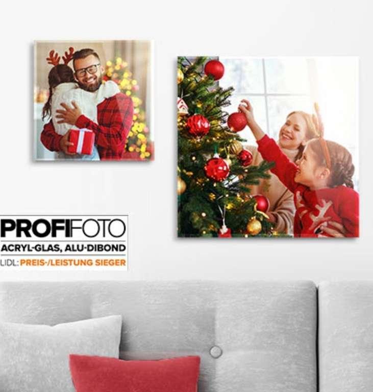 Lidl Fotos: 20x20cm Acrylglas Wandbild für 4,99€ / 40x30cm für 14,98€ / 60x40cm für 19,98€