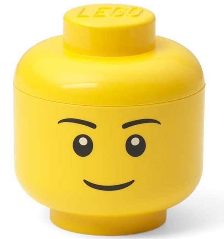 Room Copenhagen Lego-Aufbewahrungskopf Mini für 6,99€inkl. Prime Versand (statt 11€)