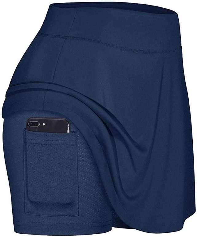 Ciciyoner Damen Fitness Hosenrock in verschiedenen Farben für je 8,99€ inkl. Versand (statt 20€)