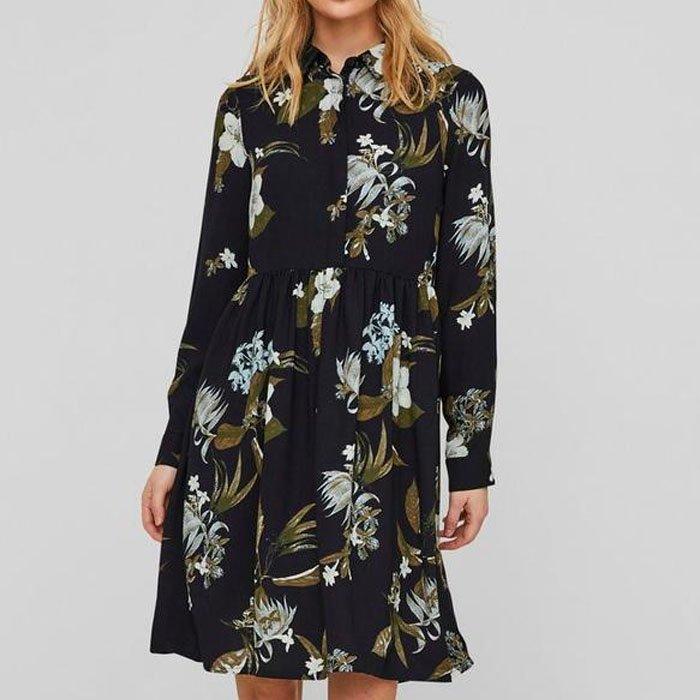 Vero Moda Damen florales Kleid für 31,41€ inkl. Versand (statt 40€)