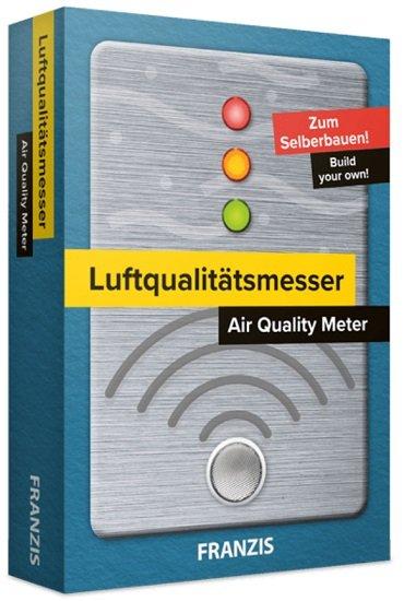 Franzis Luftqualitätsmesser Bausatz für 19,95€ (statt 36€)