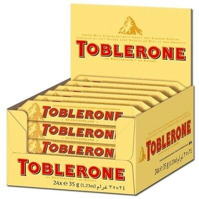 Toblerone Mini Riegel (24 x 35g) für 16,11€ inkl. Versand