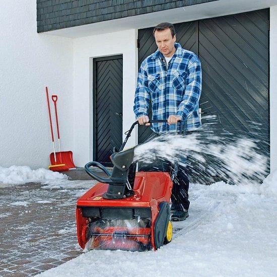 Wolf-Garten Benzin-Schneefräse für 269,90€ (statt 347€)