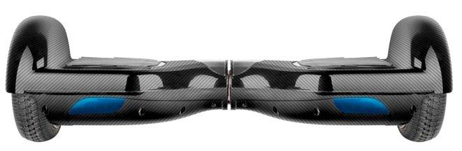 iconBIT Smart-Balancing Hoverboard in Carbon mit 6,5″ Reifen für 139€ (statt 198€)