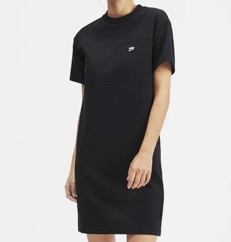 """Puma Damen Kleid """"Downtown"""" in schwarz für 24€ inkl. Versand (statt 42€)"""