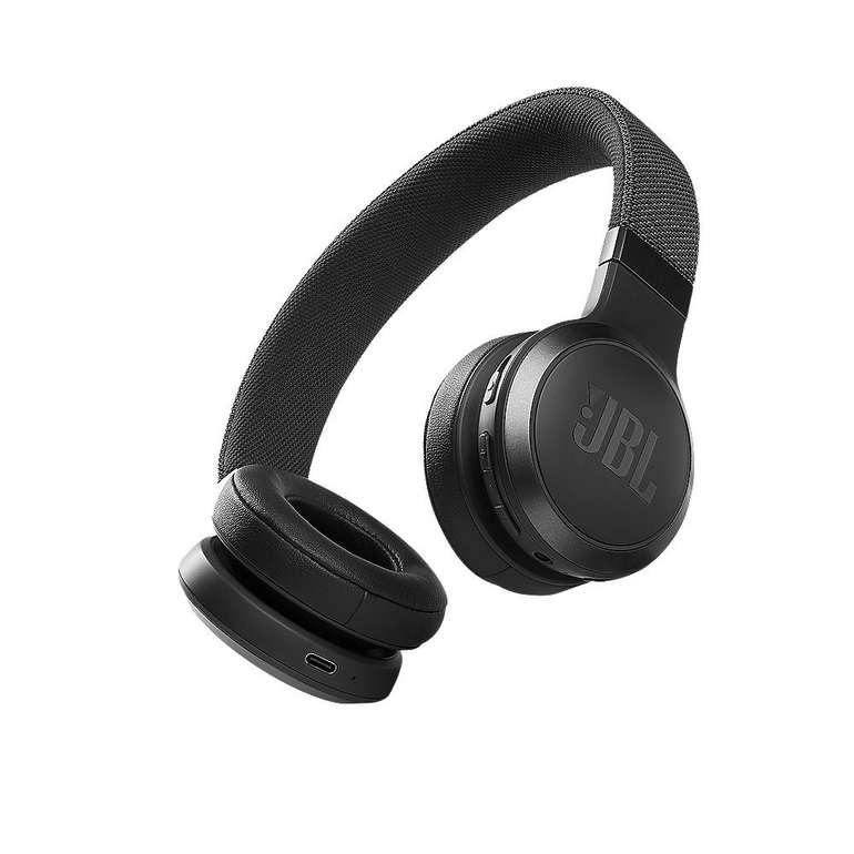 JBL LIVE 460NC On-Ear Bluetooth-Kopfhörer mit Noise Cancelling für 89,90€ inkl. Versand (statt 102€)