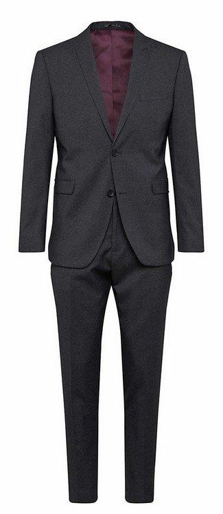 Esprit Collection Anzug 'Winter Melange' für 135,15€ (statt 179€)