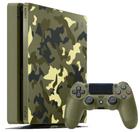 PlayStation 4 Slim Konsole 1TB Green Camouflage WW2 Limited Edition für 288€