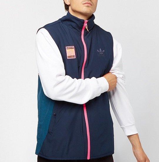 adidas Vest Herren Weste für 43,99€ inkl. Versand (statt 55€)