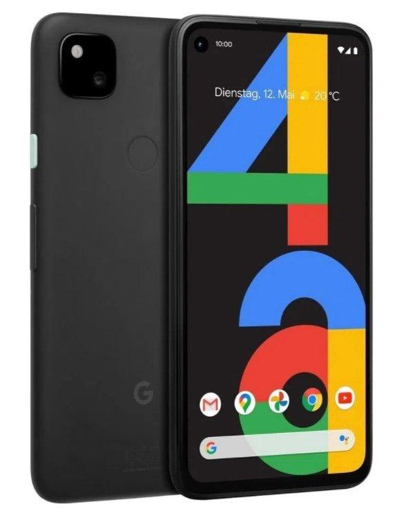 Google Pixel 4a mit 128GB Speicher (59,99€) + Klarmobil Vodafone Allnet- und SMS-Flat mit 5GB LTE für 12,99€ mtl.