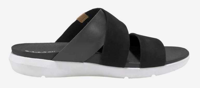 """Timberland Damen Sandale """"Wilesport Slide"""" in schwarz für 29,99€inkl. Versand (statt 55€)"""