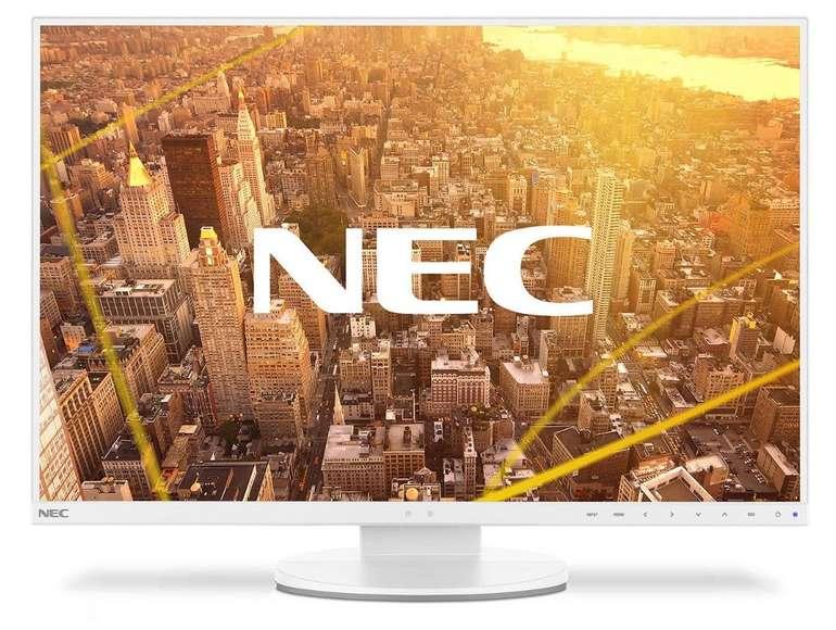 "NEC EA245WMi-2-WH - 24"" Monitor MultiSync LCD-Display für 299€ inkl. Versand (statt 339€)"