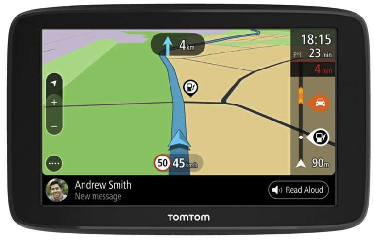 "TomTom Go Basic 5 EU - 5"" Navigationsgerät für 79€ inkl. Versand (statt 129€)"
