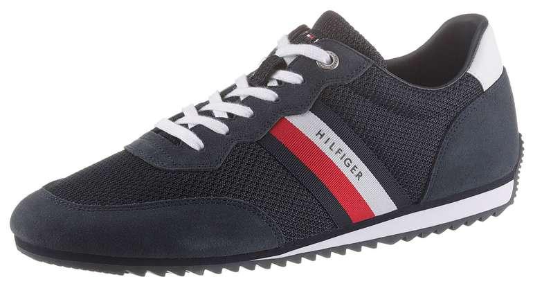 """Tommy Hilfiger """"Essential Mesh Runner"""" Sneaker mit seitlichen Streifen für 52,85€ inkl. Versand (statt 69€)"""