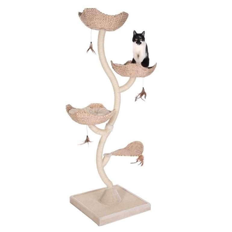 Kratzbaum Cat Flower XXL für 129€ inkl. Versand (statt 160€)