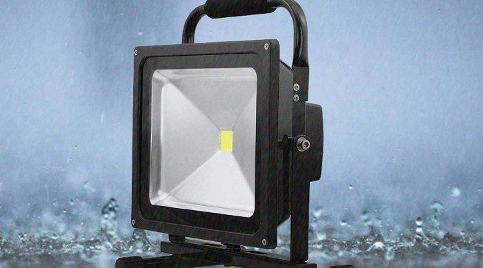 Vingo LED Fluter - verschiedene Lichtfarben & Helligkeiten ab 10,49€ mit Prime