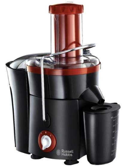 Russell Hobbs Desire Entsafter in schwarz/rot für 35,90€ inkl. Versand