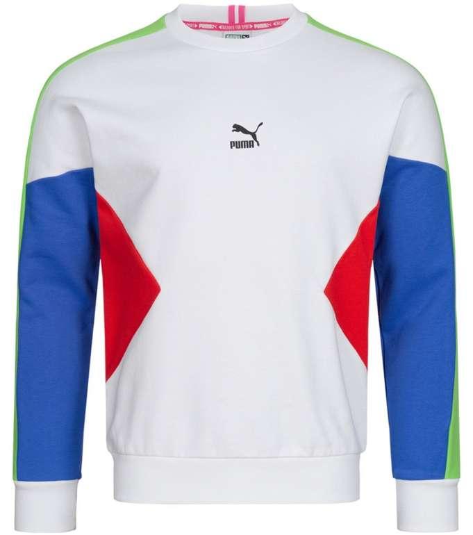 Puma Tailored for Sports Crew Herren Sweatshirt für 26,94€ inkl. Versand (statt 38€)