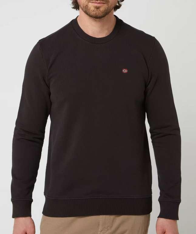 """Napapijri Sweatshirt """"Balis"""" aus Baumwolle für 29,99€inkl. Versand (statt 35€)"""