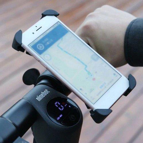 Xiaomi Smartphone-Halterung für Ninebot oder Fahrrad nur 13,64€ inkl. Versand