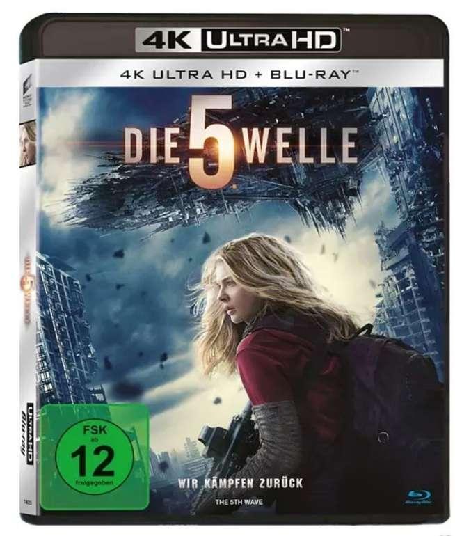 Media Markt / Saturn 4K Blu-ray Sale - z.B. Die 5. Welle 4K Ultra HD Blu-ray + Blu-ray für 8,49€