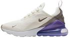 Nike Air Max 270 Women im Sail/Space Purple/White/Pumice Colourway für 79,91€