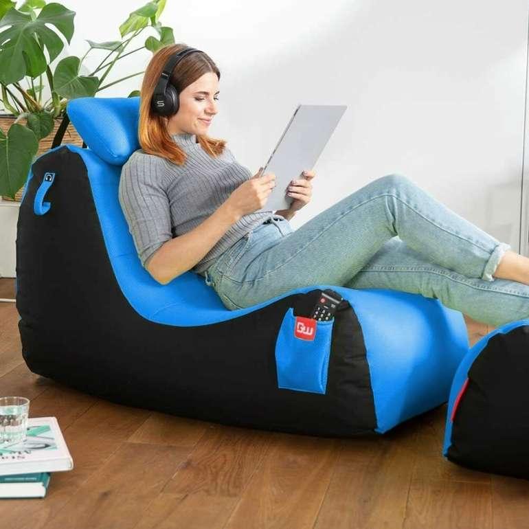 Gamewarez Relax Series Sitzsack-Set für 69,99€ (statt 104€)