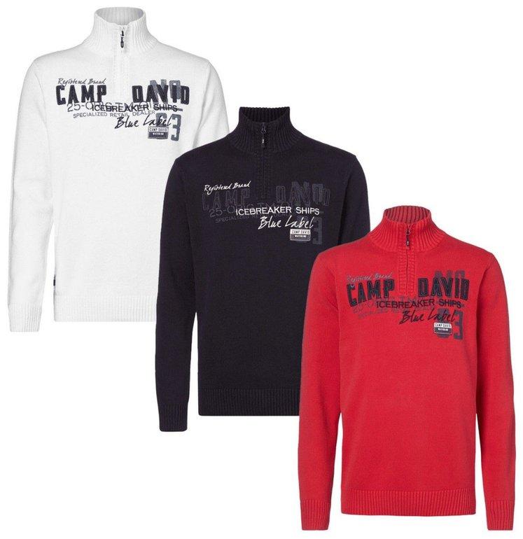 Camp David Troyer in 3 Farben je nur 47,99€ inkl. Versand