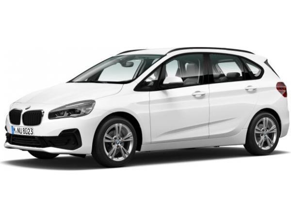 Privat + Gewerbe: BMW 218i Active Tourer für 197€ Brutto mtl. leasen