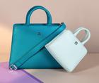 """Aigner Sale mit bis zu 60% Rabatt - z.B. Damen Handtasche """"Cybill XS"""" für 199,99€"""