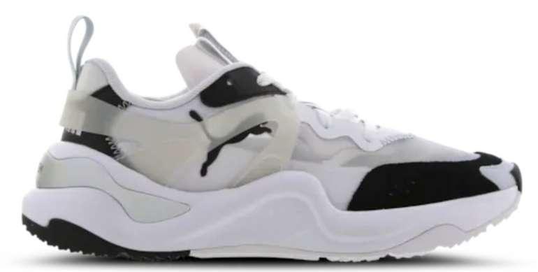 Puma Rise Sneaker für Frauen in schwarz-weiß für 49,99€ inkl. Versand (statt 63€)