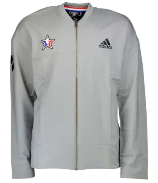 Adidas Performance All Star Full Zip On Court Herren Track Top für 26,99€ inkl. Versand (statt 50€)