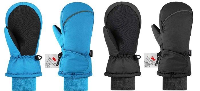 Fazitrip Kinderhandschuhe (Fäustlinge) für 8,99€ mit Prime