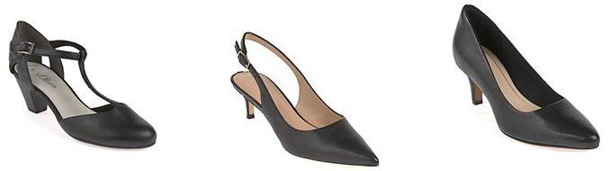 Roland-Schuhe mit 20% Rabatt auf alle Pumps und Taschen - s. Oliver Pumps 31,95€