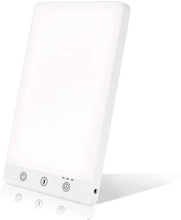 Hengda Tageslichtlampe mit Touch Steuerung ab 19,59€ inkl. Prime Versand (statt 28€)