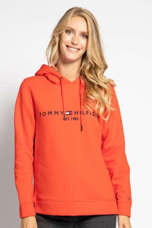 Tommy Hilfiger Sweatshirt in dunkelorange für 62,43€ inkl. Versand (statt 100€)