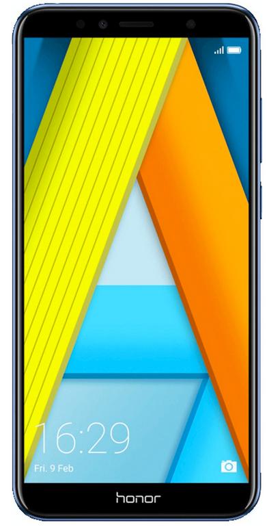 Honor 7A 16 GB Blau Dual SIM, für 88€ inkl. Versand (statt 101€)