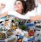 Individuell gestaltbare Foto Fleece Decke in 4 Größen ab 17,91€