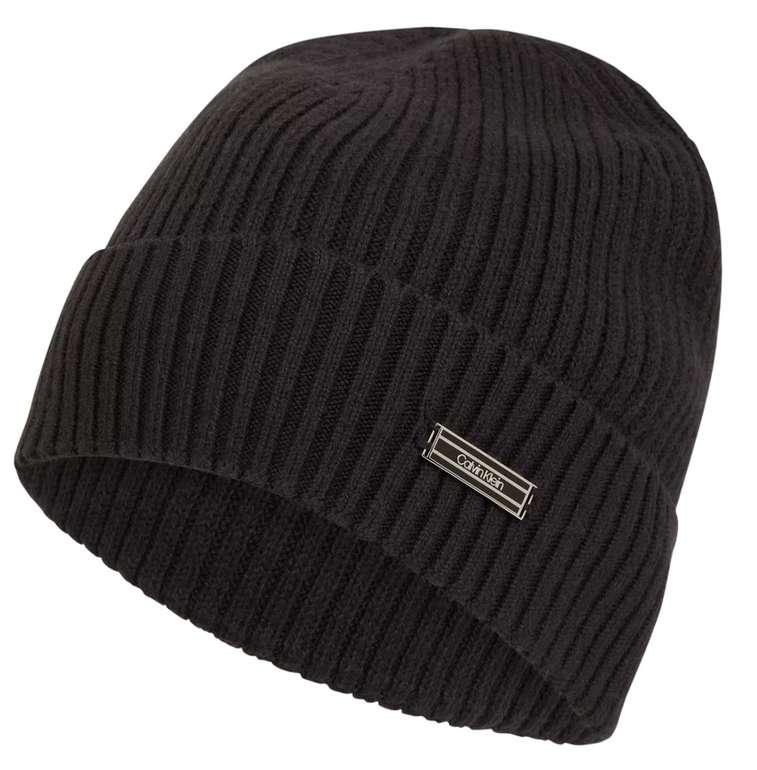 Calvin Klein Beanie in schwarz oder grau für 12,99€inkl. Versand (statt 28€)