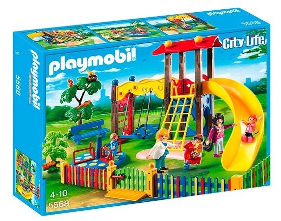 Playmobil 5568 Kinderspielplatz für 17,94€ inkl. VSK (statt 23€)