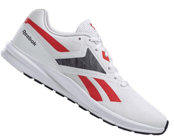 Reebok Schuh Runner 4.0 in weiß/rot oder dunkelblau für 29,99€inkl. Versand (statt 40€)
