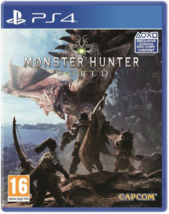 Monster Hunter World (PlayStation 4) für 15,06€ inkl. Versand (statt 17€)