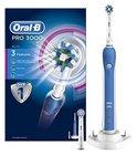 Elektrische Zahnbürste Braun Oral-B Pro 3000 CrossAction für 42,90€ mit Versand