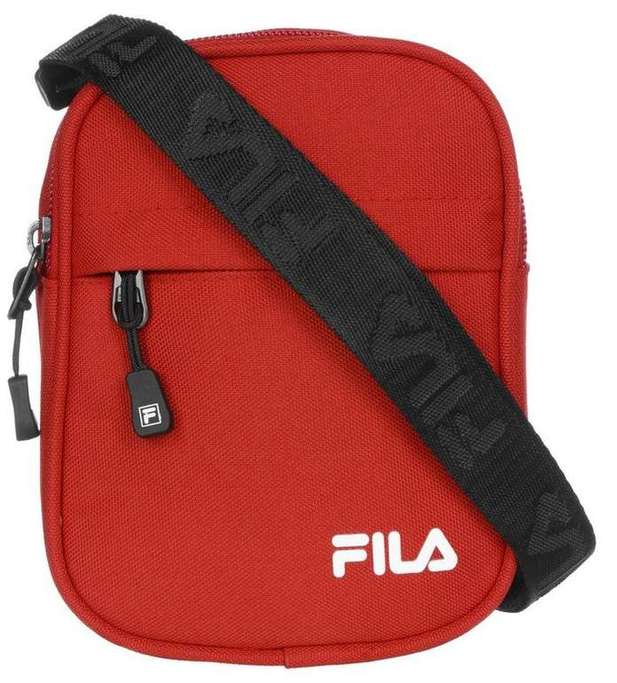 FILA UL New Pusher Bag Berlin Umhängetasche in rot für 13,99€ (statt 22€)