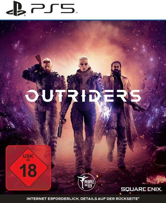 Outriders - Day One Edition für die PS5 für 39,85€ inkl. Versand (statt 58€)