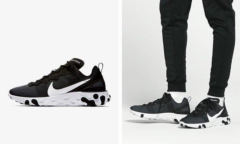 Nike React Element 55 Herren Sneaker